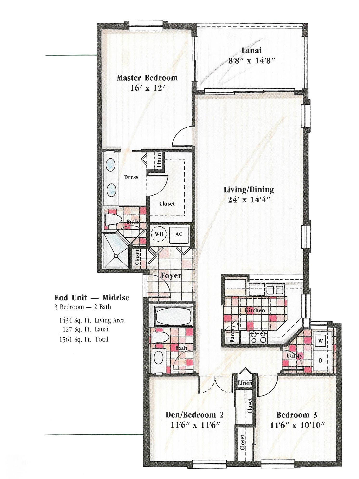 Greenbriar on quail homes floor plans