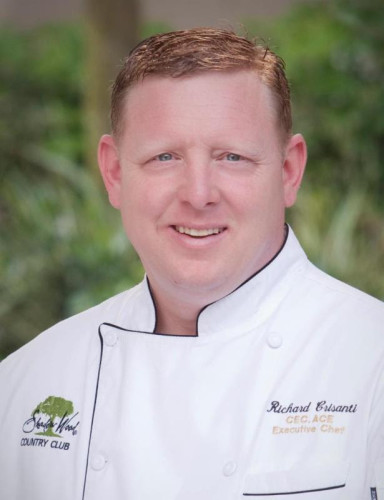 Shadow Woods Executive Chef Rich Crisanti