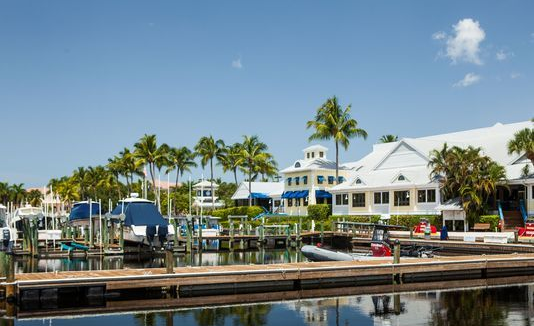 Marina Contributes to Bonita Bay's World-Class Lifestyle