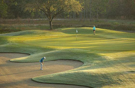 Shadow Wood's North Course Reopens