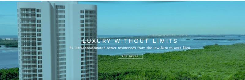 Spectacular Amenities at Omega, the Final Luxury High-Rise at Bonita Bay